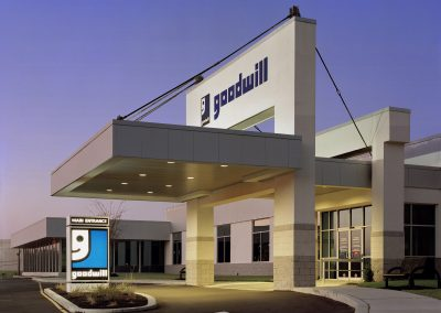 Goodwill and Delaware County Corporate Center Building