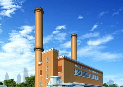 Northeast Incinerator Adaptive Use
